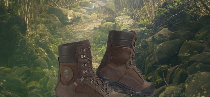 Force W.P. – Mountain and hunting footwear